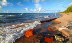 Other Attractions - Lake Superior Beach